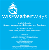 Wise Waterways Conference