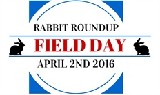 Rabbit Roundup Field Day