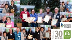 Rewarding outstanding volunteers in North East Victoria