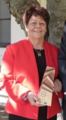 Lyn Coulston inaugural inductee to North East CMA Honour Roll