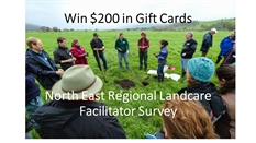 Regional Landcare Facilitator Survey Open