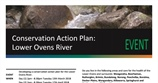 Conservation Action Plan: Lower Ovens River