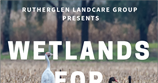 Wetlands for Wildlife lecture